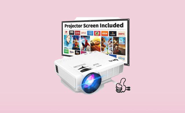 proyector amazon para ver series