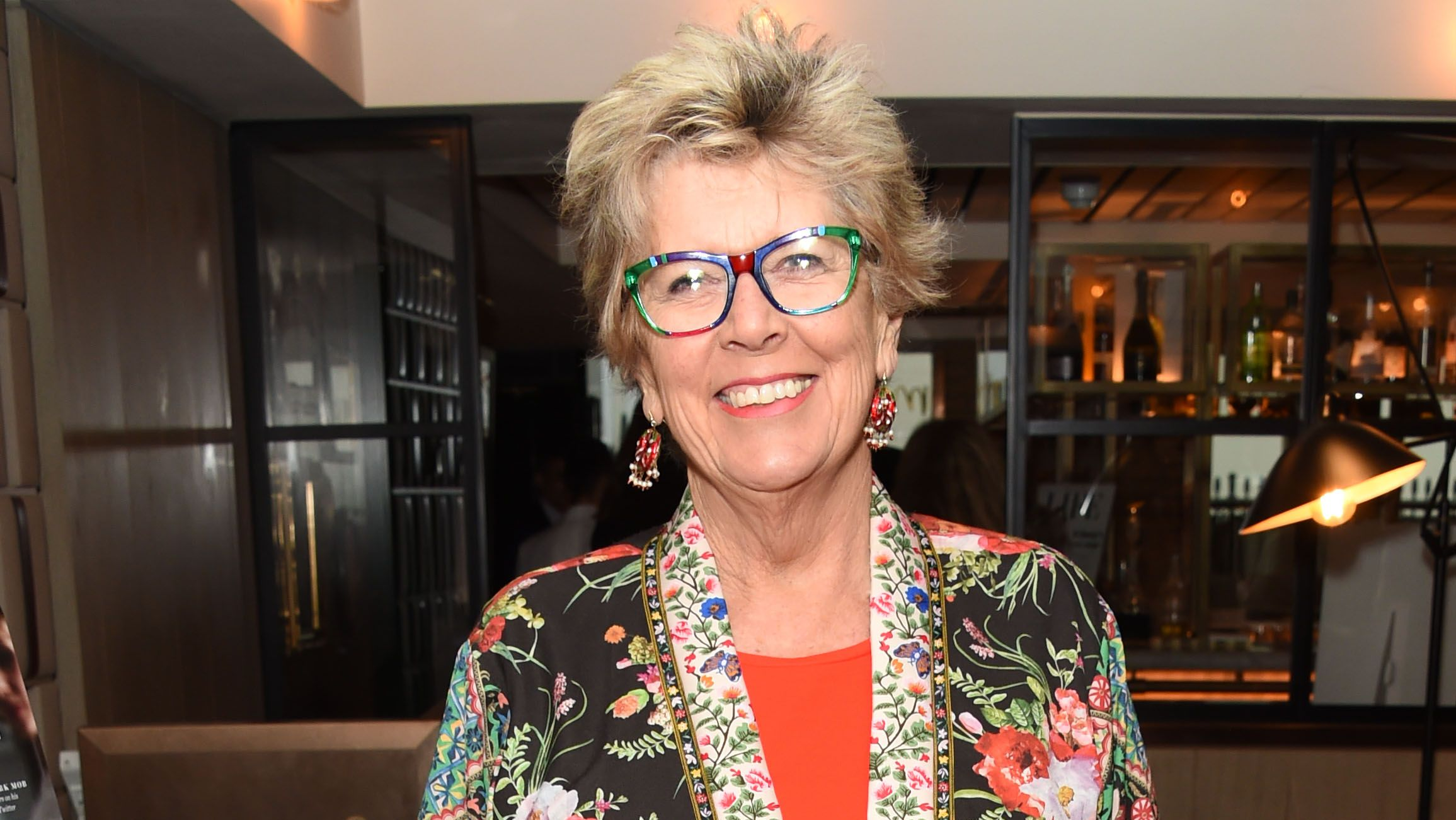 Prue Leith set to join Prima readers in the country that inspired her career