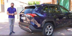Toyota RAV4 prueba