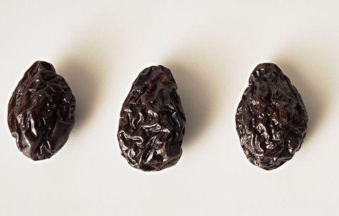 Prune, Raisin, Dried fruit, Date palm, Plant, Fruit,