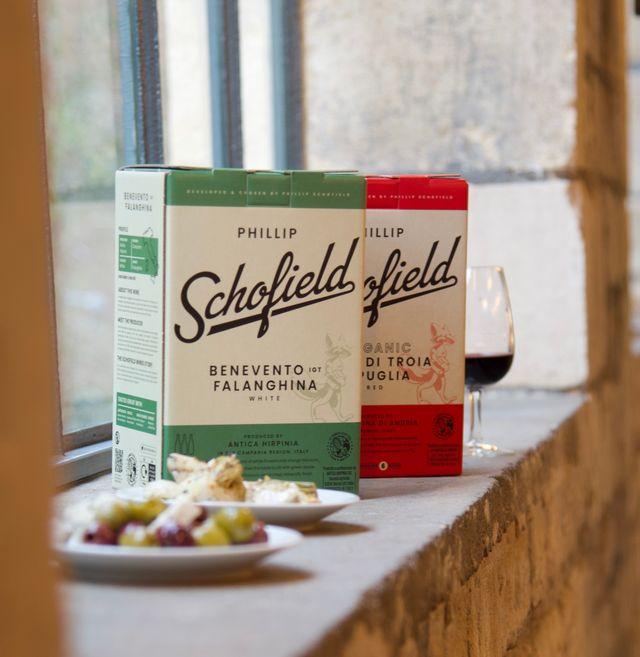 phillip schofield's waitrose wine range is available to buy now