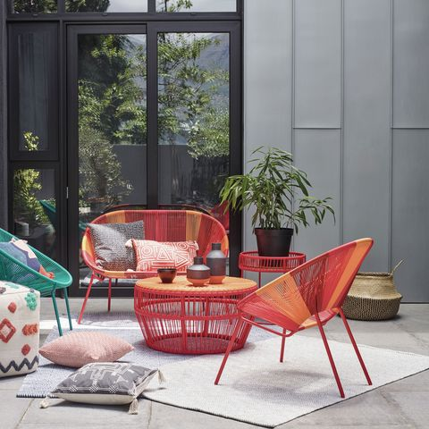 House by John Lewis Salsa Garden Chair