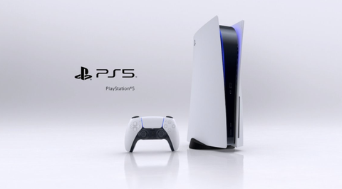 Sony Unveils First Official Look At Playstation 5
