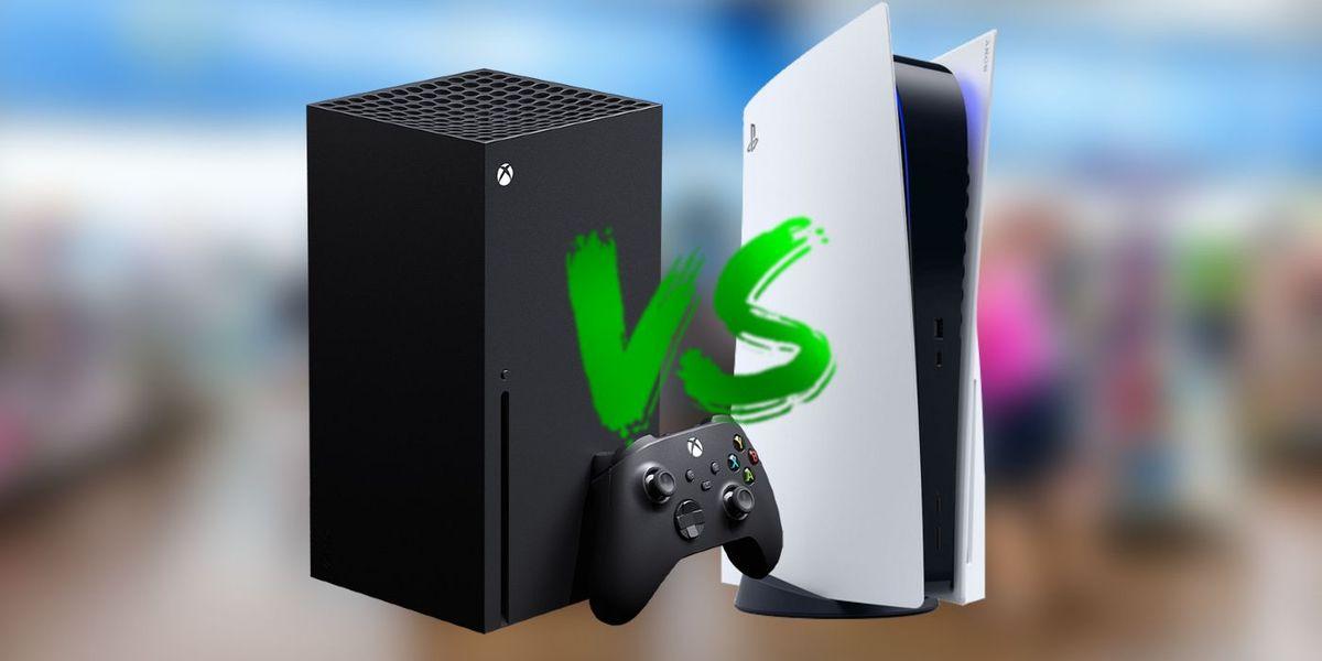 Comparativa Playstation 5 Vs Xbox Series X Y S