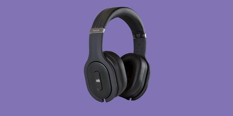 Headphones, Gadget, Headset, Audio equipment, Technology, Electronic device, Output device, Purple, Audio accessory, Violet,