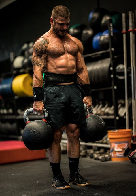 world s fittest man mat fraser on how to crush crossfit open workout