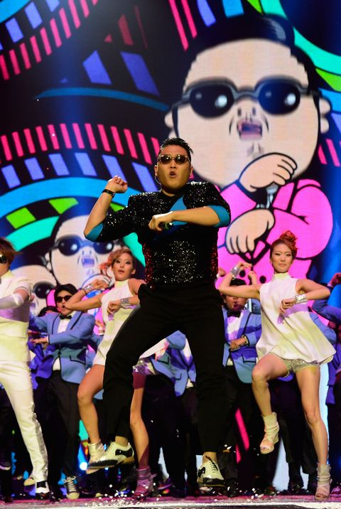Things You Totally Forgot Happened This Decade - Gangnam Style