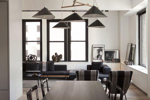 30+ Gorgeous Open Floor Plan Ideas - How to Design Open-Concept Spaces