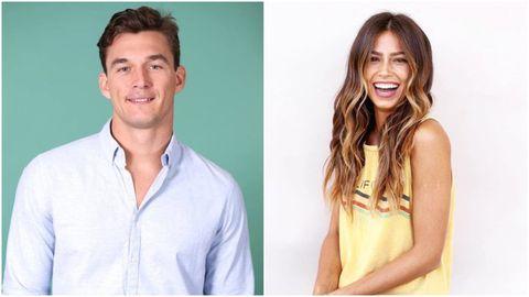 meet 9a70e 3dd9e Tyler Cameron and Kristina Schulman's Date Pics