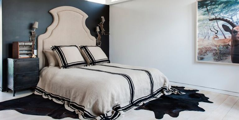 36 Black and White Bedrooms - Bedroom Ideas