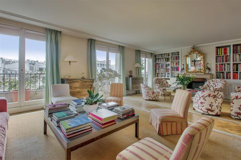 Lee Radziwill Paris Apartment
