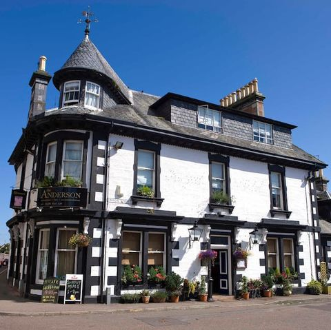 the anderson pub to rent in scotland