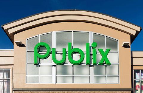 Publix Food Market exterior...
