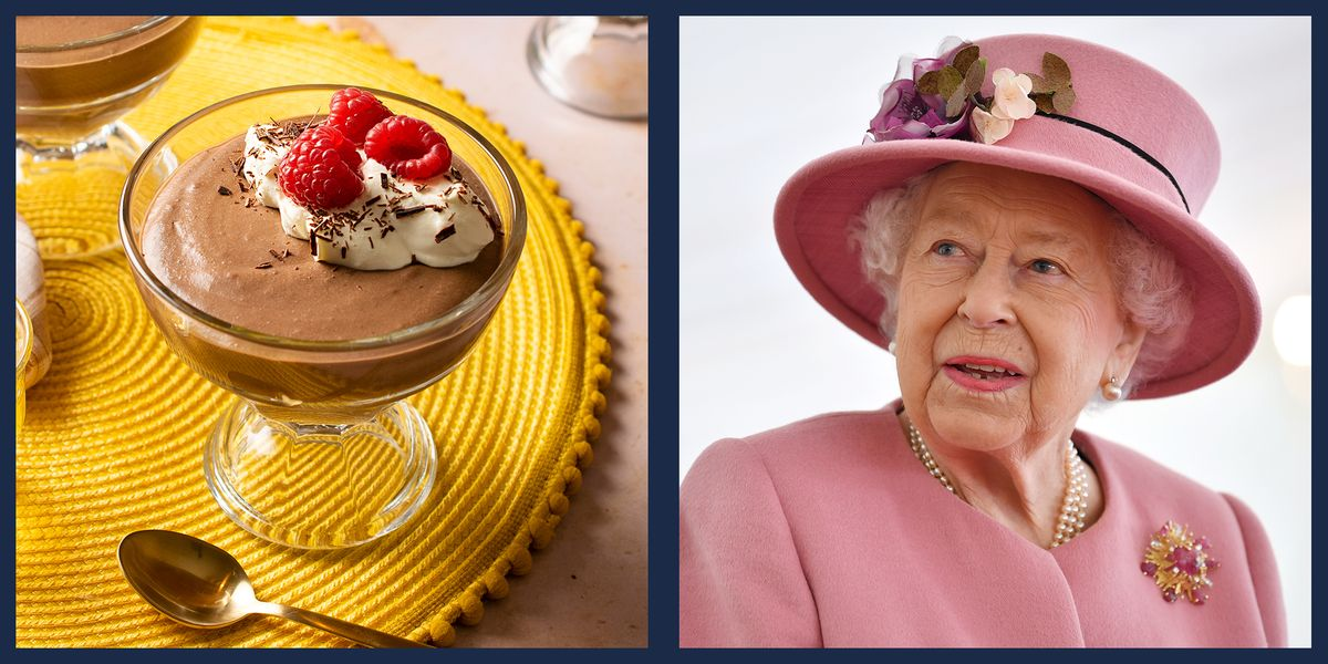 Queen Elizabeth II's Former Chef Shares Her Favorite Chocolate Mousse Recipe