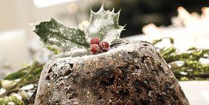 Postres de Navidad: Pudín de Navidad