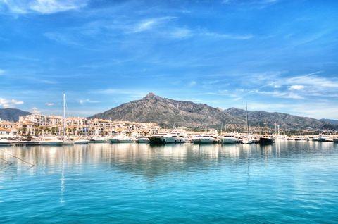 Puerto Banús - Marbella, Spaintravel dealsJanuary 2019
