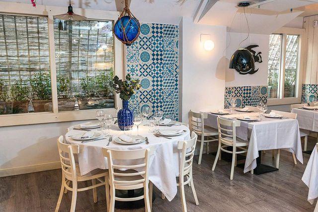 restaurante puerto lagasca, madrid