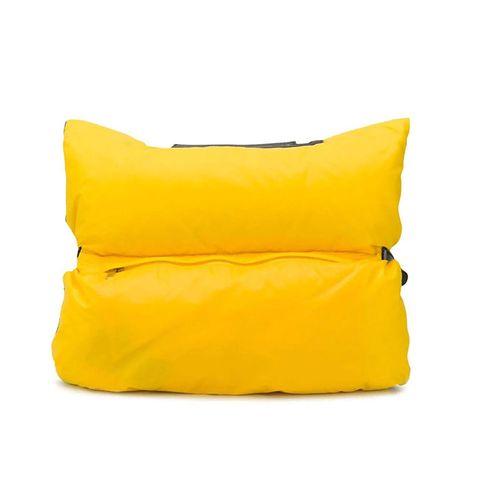 Valextra puffer bag trend