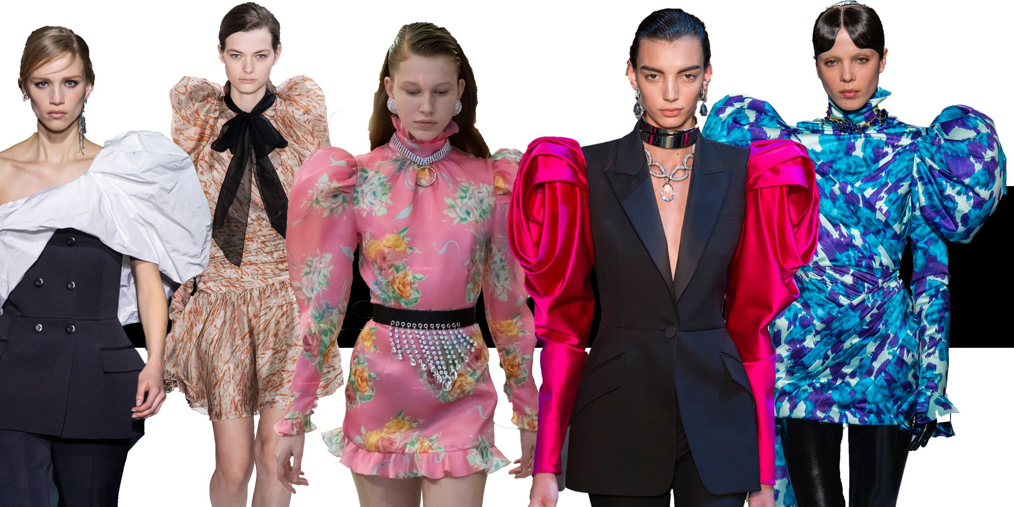 Puffy sleeves: The romantic autumn trend you need to know about
