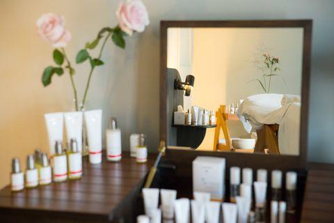 dr hauschka pop up beauty boutique