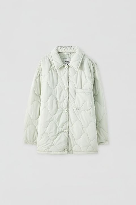 chaqueta acolchada tendencia