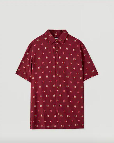 camisa, pull and bear