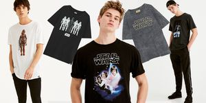 Nueva colección Star Wars The Last Jedi de Pull & Bear