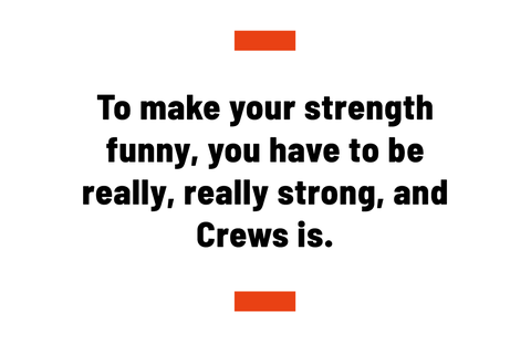 How Terry Crews Became the Strongest Man in Hollywood