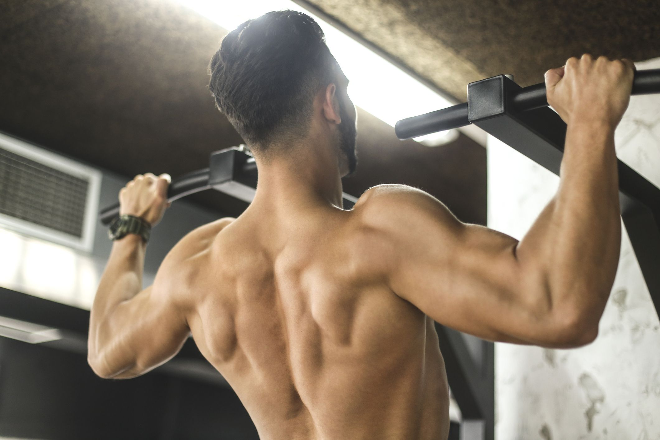 How to Do Perfect, Strict Pull-ups with Progressions