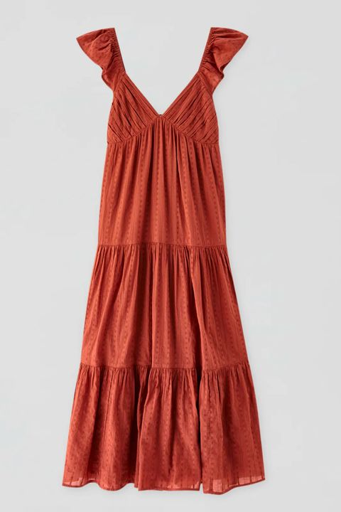vestido de pull and bear