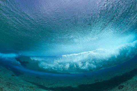 earth s crust is swallowing way more ocean than we thought