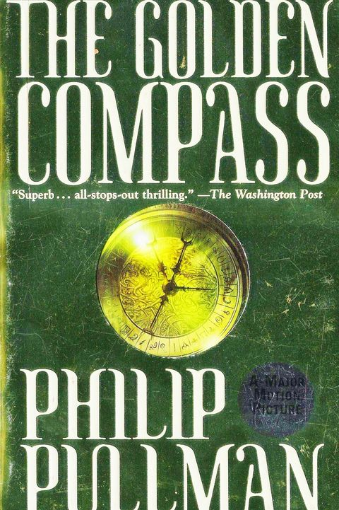 books for teens 'The Golden Compass'