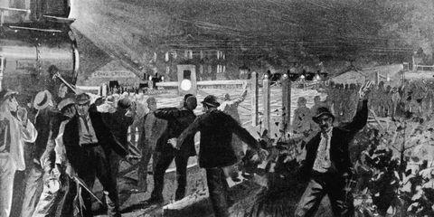 pullman strike - labor day trivia