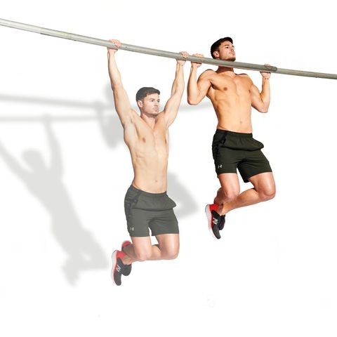 physical fitness, shoulder, pull up, free weight bar, arm, muscle, joint, barbell, horizontal bar, crossfit,