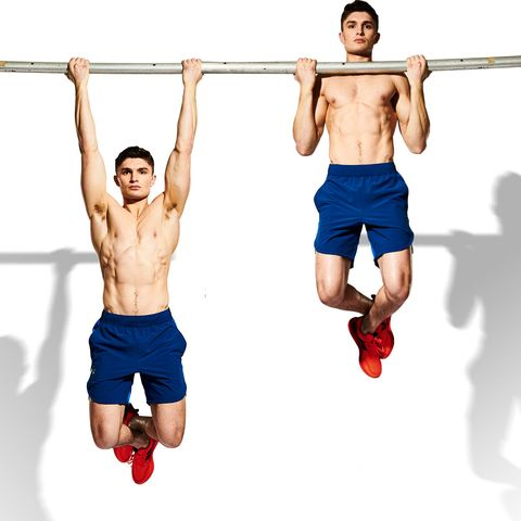Physical fitness, Shoulder, Muscle, Pull-up, Artistic gymnastics, Calisthenics, Chest, Horizontal bar, Bodybuilding, Abdomen,