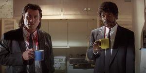 Pulp Fiction Star Trek Tarantino
