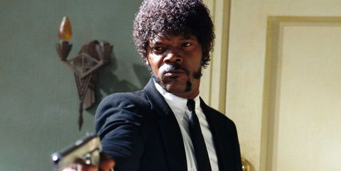 Samuel L Jackson Pulp Fiction