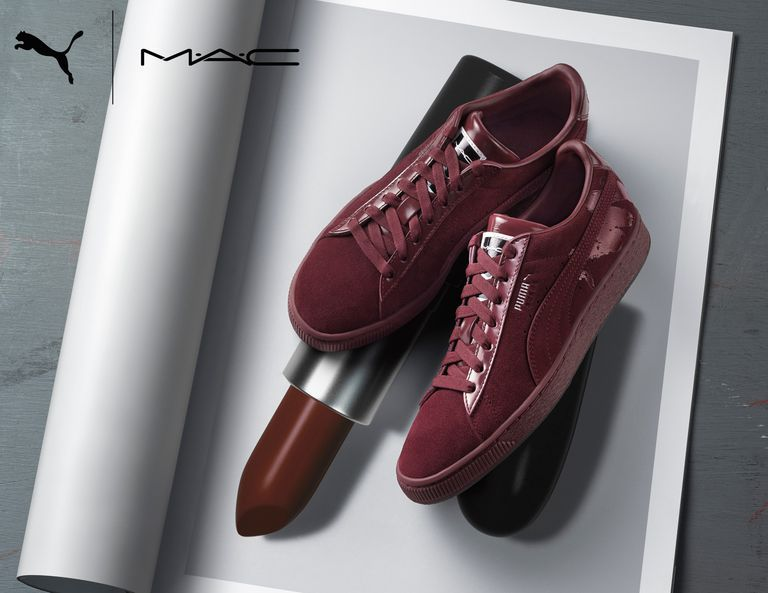 Match Your Lipstick To Your Shoes MAC And Puma Say Yes!