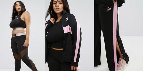 054e8c2b923e7 ASOS Curve. Cast your mind back to February when Nike launched their first  ever plus size range and ...