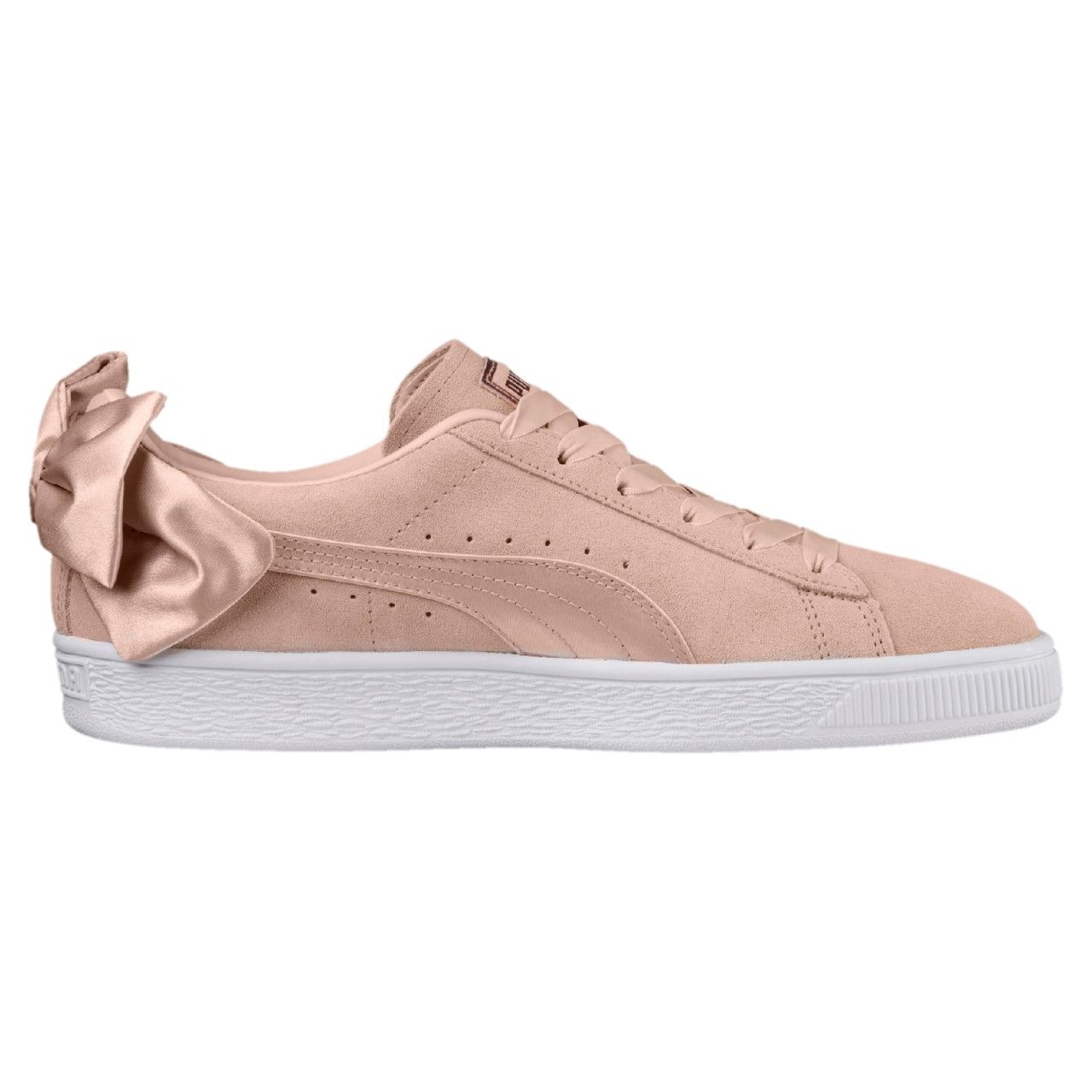 puma suede rosa pastell