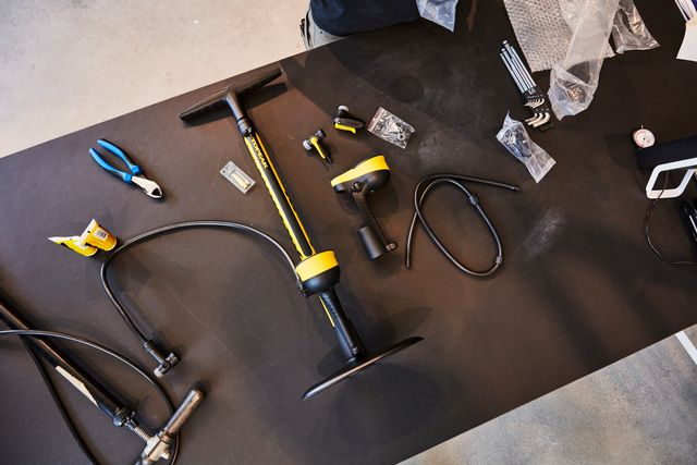 pump rebuild