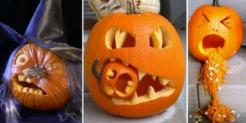 Pinterest Pumpkin Carving Ideas