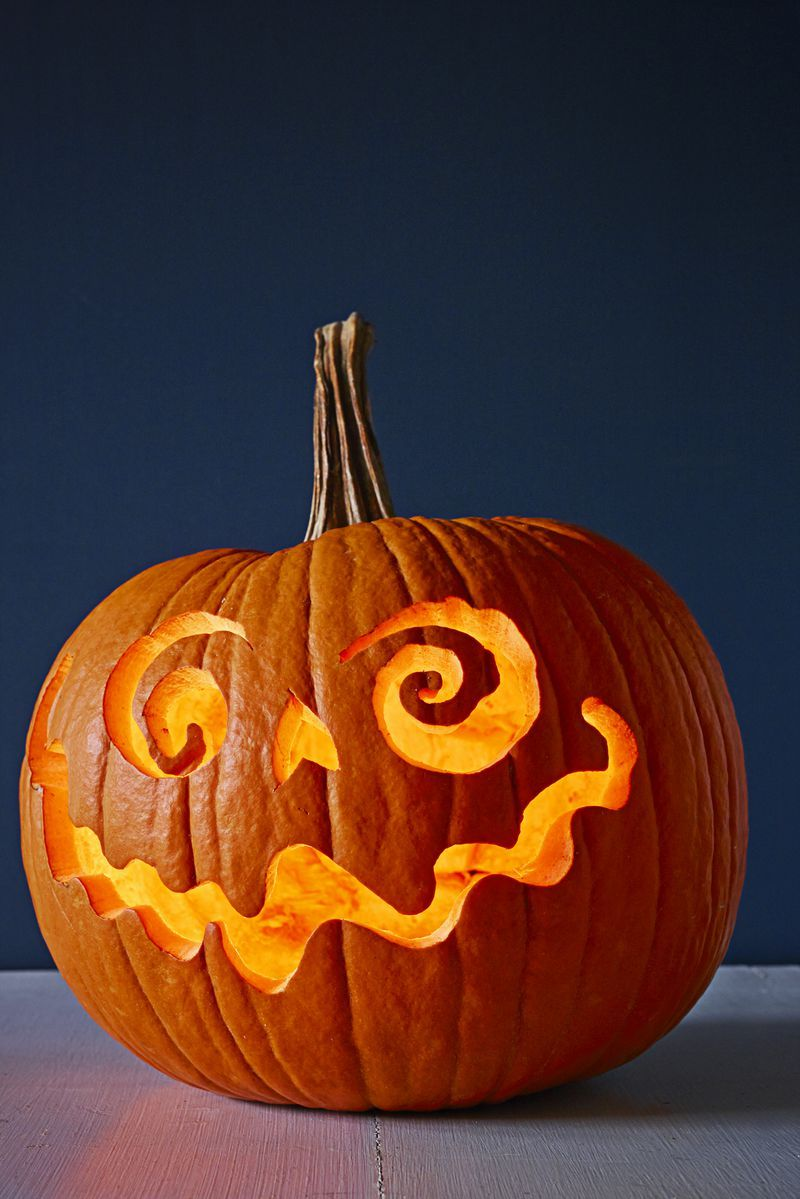graphic relating to Peanuts Pumpkin Printable Carving Patterns identify 25+ Uncomplicated Pumpkin Carving Strategies for Halloween 2019 - Interesting