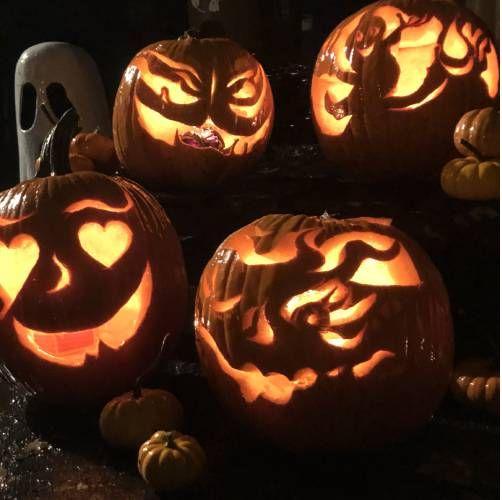 Pumpkin Ideas Halloween Pumpkin Carving Ideas