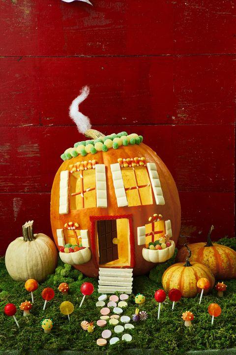 candy land pumpkin