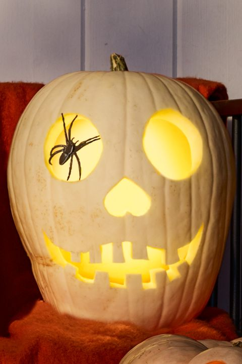 pumpkin carving ideas - eye spy