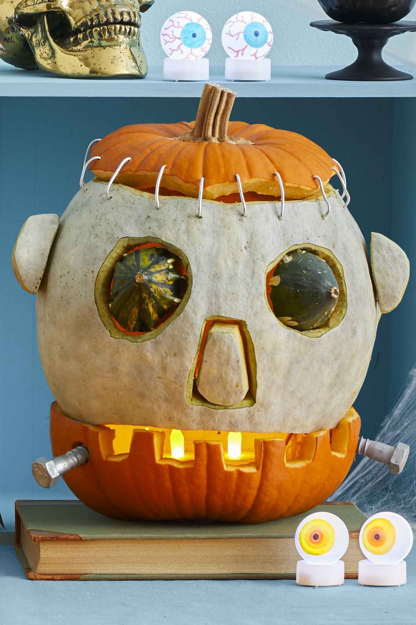69 Pumpkin Carving Ideas For Halloween 2020 Creative Jack O Lantern Designs