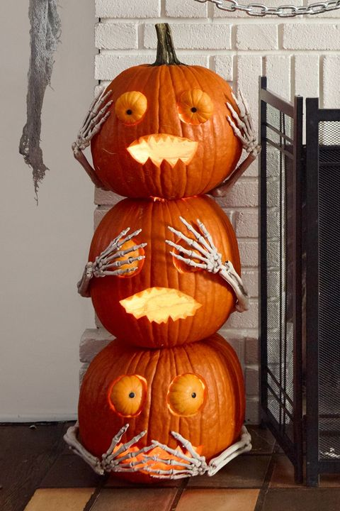 45 easy pumpkin carving ideas for halloween 2020 cool pumpkin carving designs and pictures 45 easy pumpkin carving ideas for