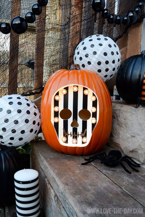 Easy pumpkin carving ideas fun patterns designs