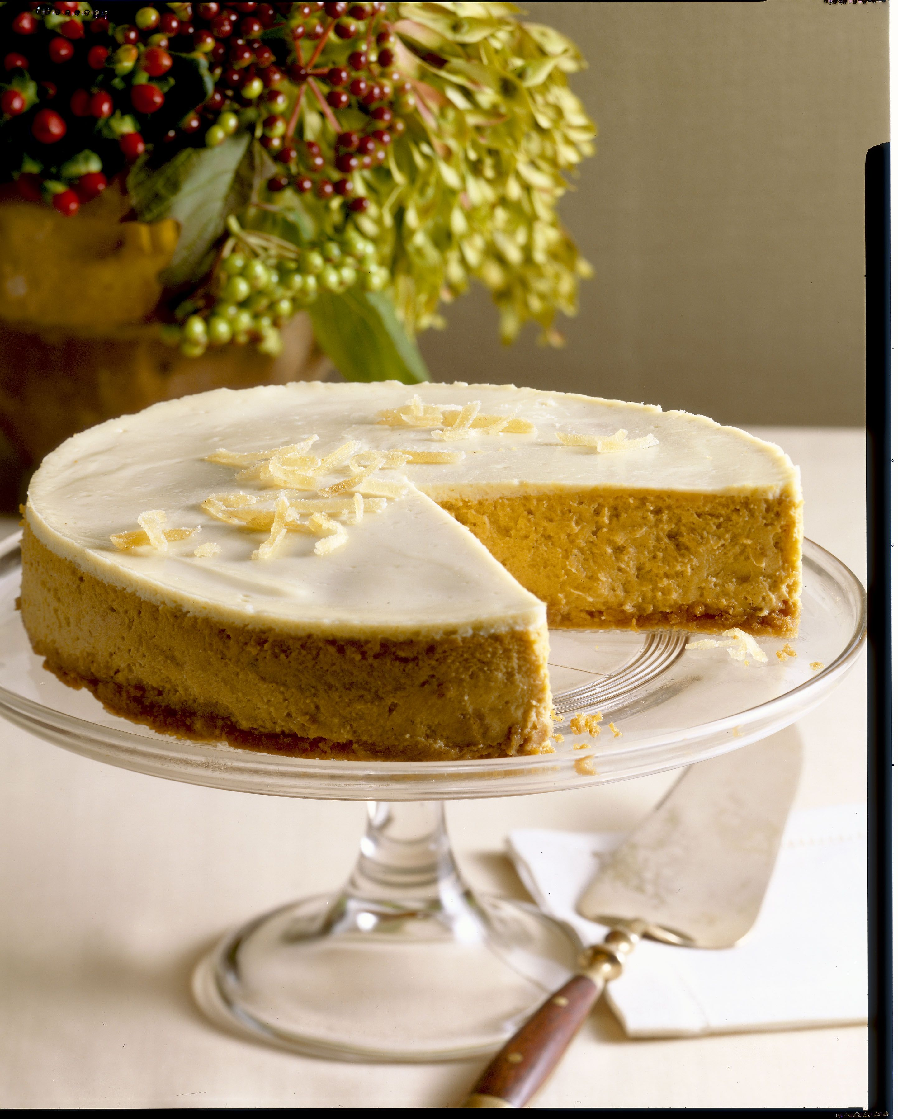 Best Pumpkin Cheesecake Recipe Creamy Pumpkin Cheesecake
